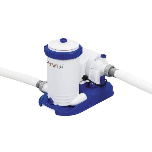 Flowclear Filterpumpe 9.463 l pro Stunde