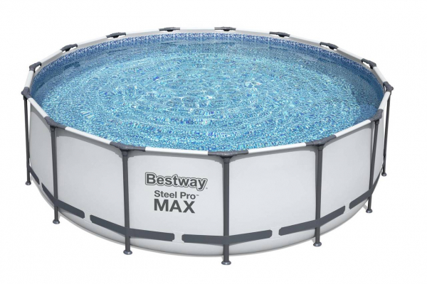 Steel Pro MAX Pool Set Ø457x122cm