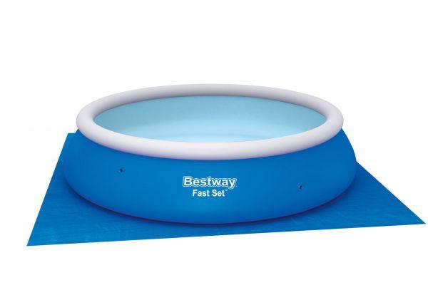 Bestway 58002 Bodenplane 396x396 cm