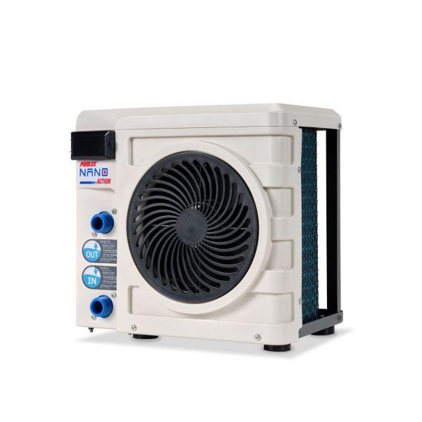 Poolex Nano Action plug&play Wärmepumpe 10m3 2,5 kW