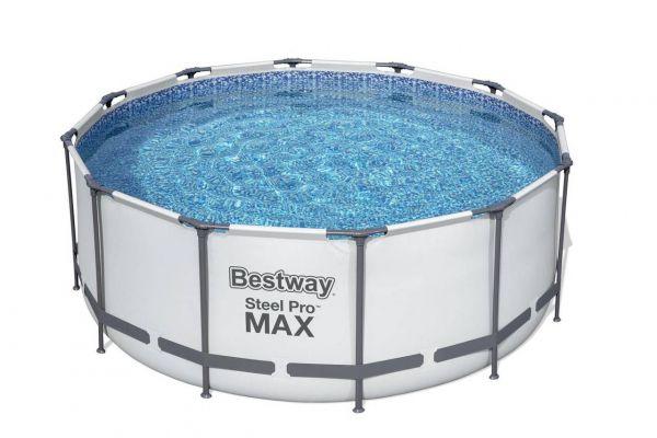 Steel Pro MAX Pool Set Ø366x122cm