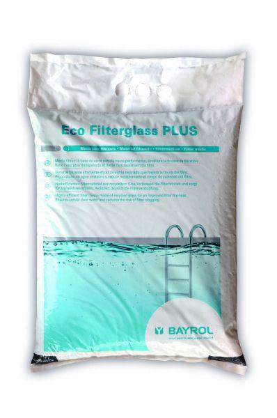 Bayrol Eco Filterglass Plus, Filtermaterial für Sandfilteranlage