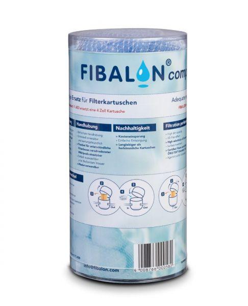 Fibalon® compact, Filter für Whirlpool und Pool