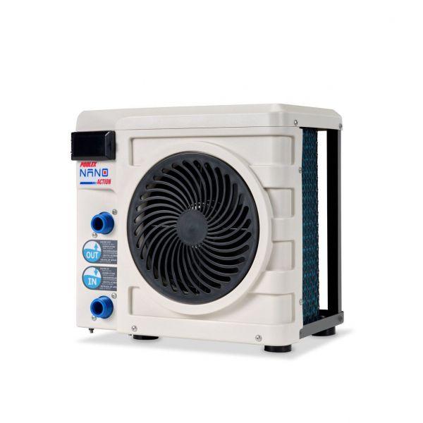Poolex Nano Action plug&play Wärmepumpe 16m3 4 kW