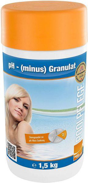 ph-Minus Granulat, Ph-Senker, Wasserpflege